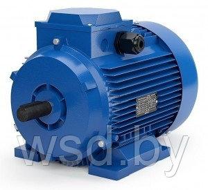 АИР71В8  0,25кВт 750об/мин Электродвигатель IM1081 (лапы)
