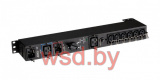 Байпас механический Eaton Hot-Swap MBP3KID, 3000VA, 4xDIN, 1xIEC C19 16A