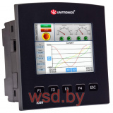 "ПЛК+HMI серия V350, 3.5"", 24VDC, 8DI, 12TO, 2AI/DI, 2PT100/TC"
